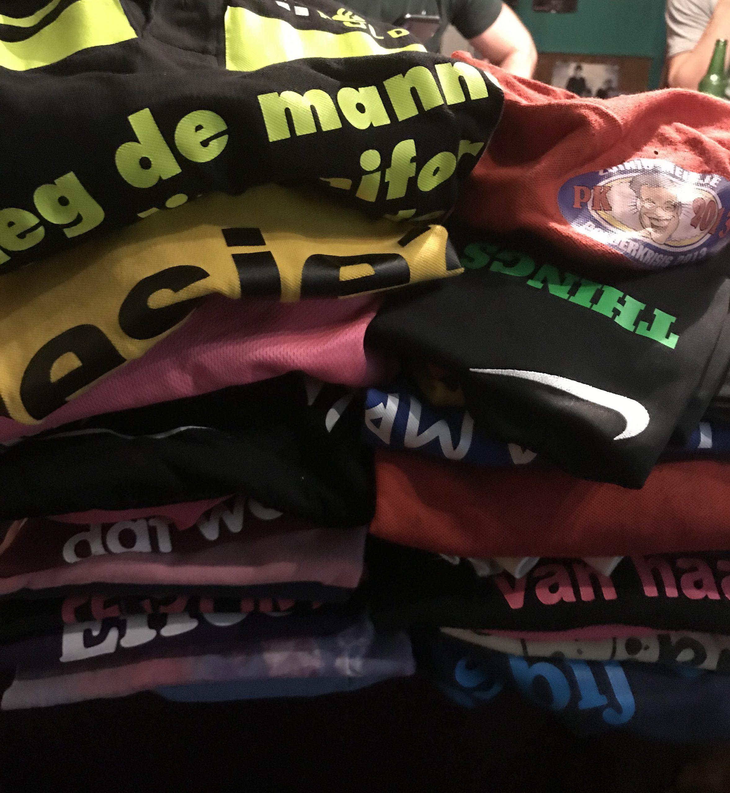 Polderse Kermis shirts